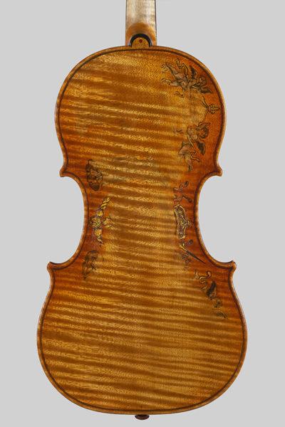 Violino Andrea Amati Carlo IX di Francia